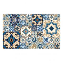 Sada 60 dekoratívnych samolepiek na stenu Ambiance Toundra, 20×20 cm