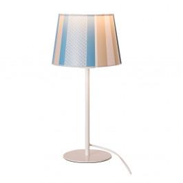 Modrá stolová lampa SULION Lines