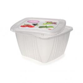 Sada 3 škatuliek na potraviny Snips Classic, 1l