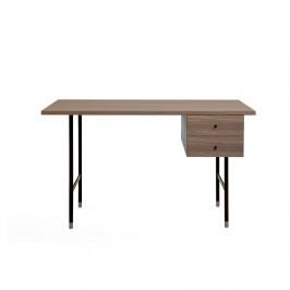 Pracovný stôl Woodman Jugent Walnut