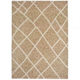 Béžový koberec Universal Kasbah Beige, 133 × 190 cm