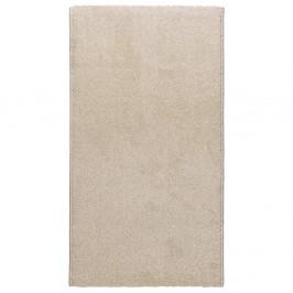 Krémový koberec Universal Velur, 133 x 190 cm
