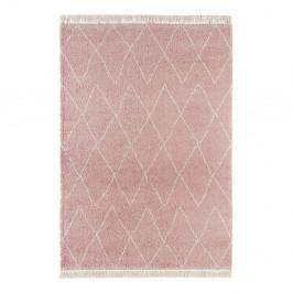 Ružový koberec Mint Rugs Galluya, 120 x 170 cm