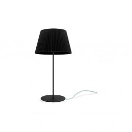 Čierna stolová lampa Sotto Luce KAMI Elementary M 1T