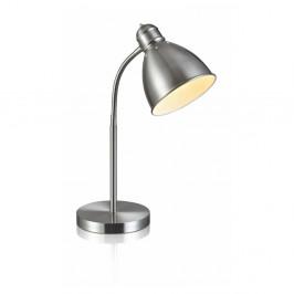 Stolová lampa v striebornej farbe Markslöjd Nitta