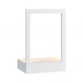 Biele nástenné LED svietidlo Markslöjd Pablo