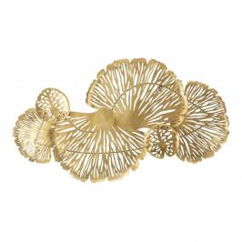 Nástenná dekorácia v zlatej farbe Mauro Ferretti Astra