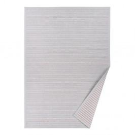 Svetlosivý obojstranný koberec Narma Esna Silver, 200 x 300 cm
