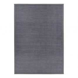 Sivý obojstranný koberec Narma Kursi Grey, 100 x 160 cm