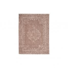 Bavlnený koberec v hnedej farbe LABEL51 Vintage, 230 x 160 cm