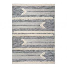 Sivo-biely koberec Universal Cheroky, 155 × 230 cm