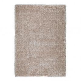 Béžový koberec Universal Aloe, 80 × 150 cm