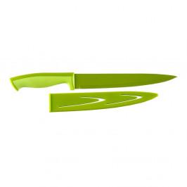 Zelený oceľový nôž Versa Cuchillo