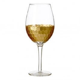 Sada 4 pohárov na červené víno z ručne fúkaného skla Premier Housewares Astrid, 5 dl