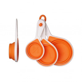 Set odmeriek Zing Orange, 4 ks