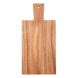 Lopárik z akáciového dreva Premier Housewares, 37×18 cm