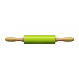 Limetkovozelený silikónový valček Premier Housowares Zing