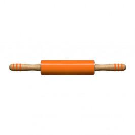Oranžový silikónový valček Premier Housowares Zing
