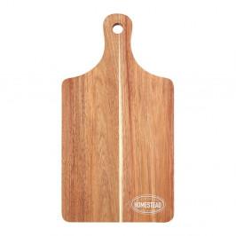 Doštička na krájanie z akáciového dreva Premier Housewares, 23×43 cm