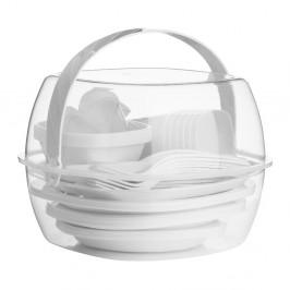 Piknikový set Premier Housewares Clear