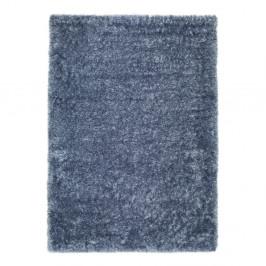 Modrý koberec vhodný aj do exteriéru Universal Aloe Liso, 200 × 290 cm