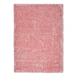 Ružový koberec vhodný aj do exteriéru Universal Aloe Liso, 80 × 150 cm