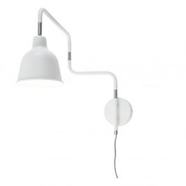 Biele nástenné svietidlo Citylights London