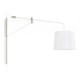 Biele nástenné svietidlo Markslöjd Pern