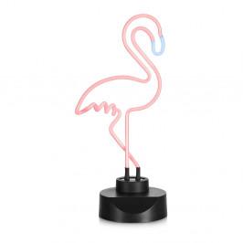 stolová LED dekorácia Markslöjd Flamingo