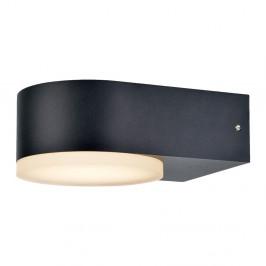 Čierne nástenné svietidlo Markslöjd Monza
