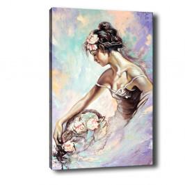 Obraz Tablo Center Dancer, 40 × 60 cm
