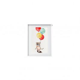 Obraz Tablo Center Ratoon, 24 × 29 cm