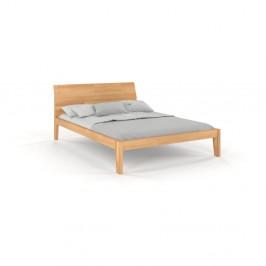 Dvojlôžková posteľ z masívneho bukového dreva SKANDICA Agava, 180 x 200 cm