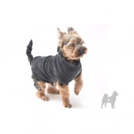 Sivý svetrík pre psov Marendog Trip, veľ. L