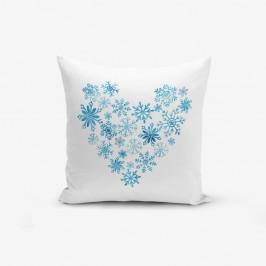 Obliečka na vankúš s prímesou bavlny Minimalist Cushion Covers Heart, 45×45 cm