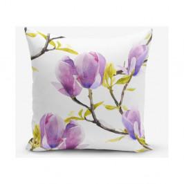 Obliečka na vankúš s prímesou bavlny Minimalist Cushion Covers Gardenia, 45×45 cm