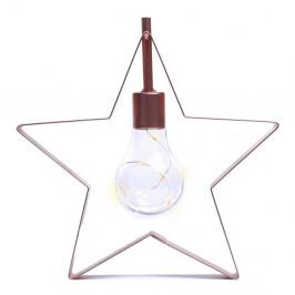 LED svetelná dekorácia DecoKing Star, výška 23 cm