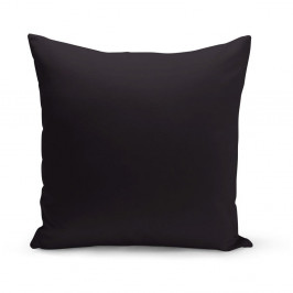 Čierny vankúš Kate Louise Simplo, 43×43cm