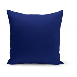 Kráľovsky modrý vankúš s výplňou Lisa, 43×43 cm