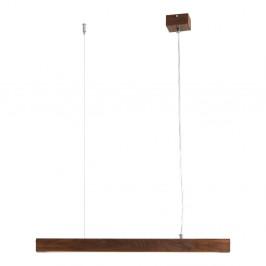 Závesné svietidlo z orechového dreva Custom Form Line Plus M Woody