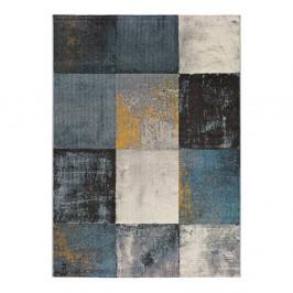 Sivý koberec vhodný aj do exteriéru Universal Adra Azulo, 190 × 280 cm