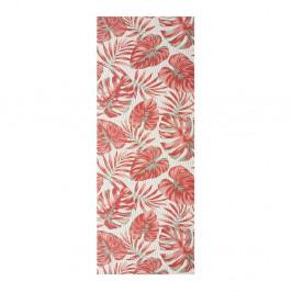 Červený behúň Universal Molly Felci Red, 55 × 200 cm