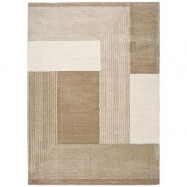 Béžový koberec Universal Tanum Beige, 120 × 170 cm