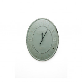 Nástenné kovové hodiny Dakls Rusto Duro, ⌀ 45 cm