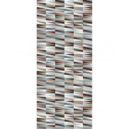 Behúň Floorita Cowhide Multi, 60 × 115 cm