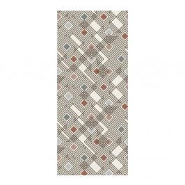 Koberec Floorita Diamond Multi, 60 × 115 cm
