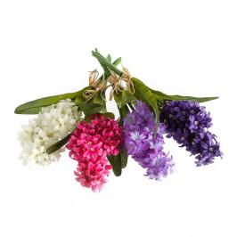 Sada 4 umelých kvetín Unimasa Bouquet