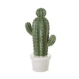 Keramická soška v tvare kaktusu Unimasa