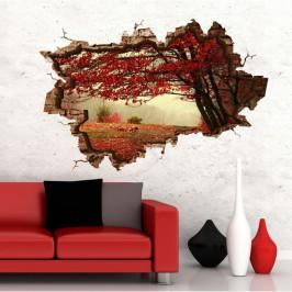 Nástenná samolepka 3D Art Gitte, 70×45 cm