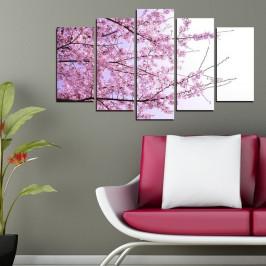 Viacdielny obraz 3D Art Pink Touche, 102×60 cm